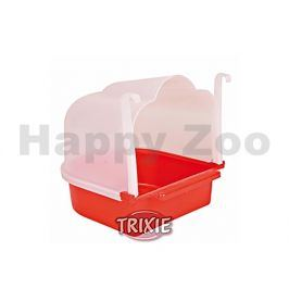 Plastová koupelna TRIXIE (XL) 16x17x19cm (MIX BAREV)
