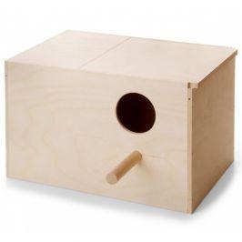 Hnízdící budka LUX č.1 12 x11x11,5cm