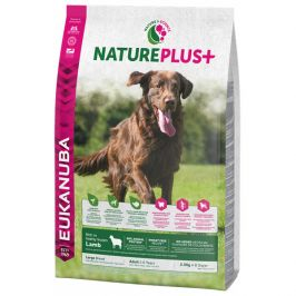 Eukanuba nature plus+ adult large breed rich in freshly frozen lamb 2,3kg