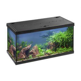 Akvárium set eheim aquastar led černý 54l