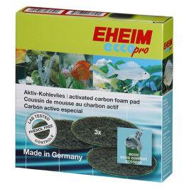 Náplň EHEIM molitan uhlíkový jemný Ecco Pro 130/200/300 3ks