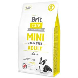 Brit care mini grain free adult lamb 2kg