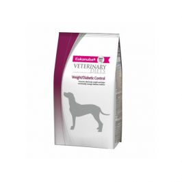 Eukanuba vd weight/diabetic control dog 12kg