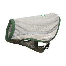 Vesta scruffs insect shield vest xxl hnědá