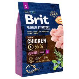 Brit Premium by Nature Junior S 3kg