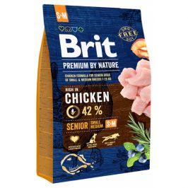 Brit Premium by Nature Senior S+M 3 kg
