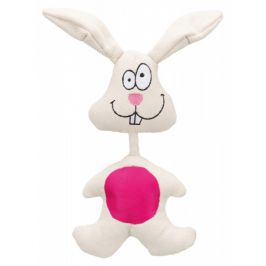 Hračka králík tkanina 29cm