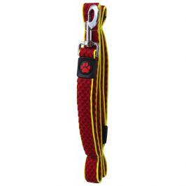Vodítko active dog mellow l červené 3,2x120cm