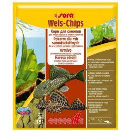 Sera Wels Chips 15g