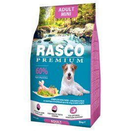 Rasco premium adult small 3kg