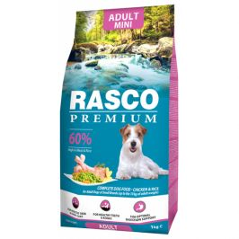 Rasco Premium Adult Small 1kg
