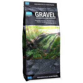 Písek aqua excellent černý 1,6-2,2mm 1kg