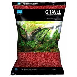 Písek Aqua Excellent červený 1,6-2,2mm 3kg