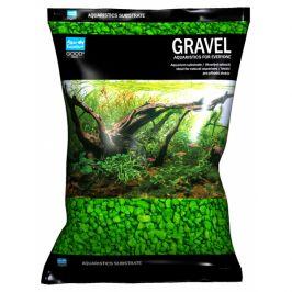 Písek Aqua Excellent svítivě zelená 3-6mm 3kg