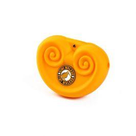 Pamlskovník kiwi walker oranžový 14cm