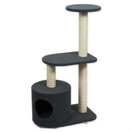 Odpočívadlo magic cat renata šedé 95cm