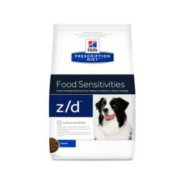 Hill´s prescription diet canine z/d ultra allergen free 10kg