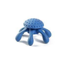 Hračka Kiwi Walker TPR guma chobotnice modrá 20cm