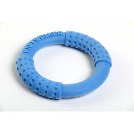 Hračka kiwi walker tpr guma kruh modrý 13cm