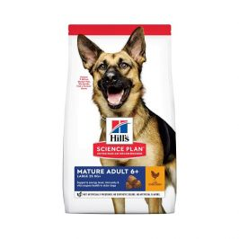 Hill´s science plan canine mature adult 5+ large breed chicken 18kg
