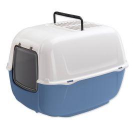 Toaleta Prima 39,5x52,5x38cm modrá