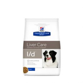 Hill´s prescription diet canine l/d 12kg