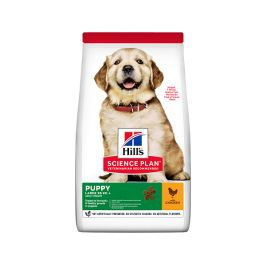 Hill´s science plan canine puppy large breed chicken 14,5kg