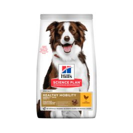Hill´s science plan canine adult healthy mobility medium chicken 14kg