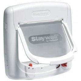 Dvířka STAYWELL bílá magnetická 400