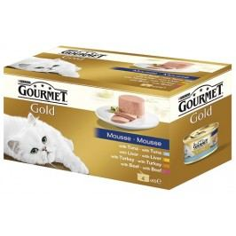 GOURMET Gold Multipack paštika 340g