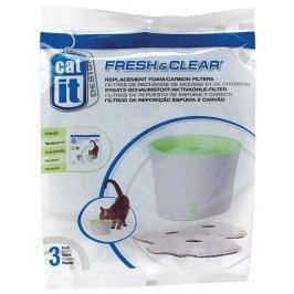 Náplň uhlí + molitan pro fontány CAT IT New 3ks
