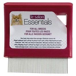 Hřeben LE SALON Essentials blešák jemný