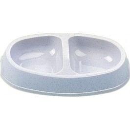 Dvojmiska SAVIC plastová 2 x 0,15