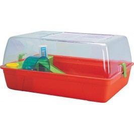 Box SAVIC Rody Hamster červený