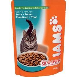 IAMS Cat Adult Tuna kapsička 100g