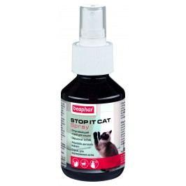 Interiérový odpuzovač koček Beaphar Stop It Cat 100 ml