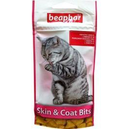 Pochoutka pro zdravou srst Beaphar Skin and Coat bits 35g