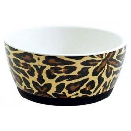 Miska MAGIC CAT keramická s gumovou podložkou 13,5 cm