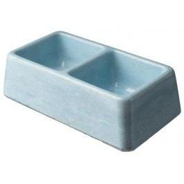 Dvojmiska BE-MI betonová 0,4 a 0,6l