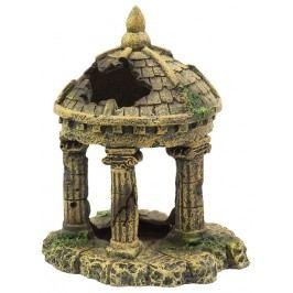 Aqua Excellent Dekorace Zřícenina hradu 10,4 cm