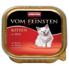 Paštika ANIMONDA Vom Feinsten Kitten hovězí 100g