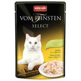 Kapsička ANIMONDA Vom Feinsten Select kuřecí filet + vejce + aloe vera 85g