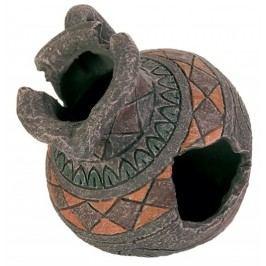 Dekorace akvarijní Trixie Rozbitý džbán 14cm