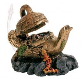 Dekorace akvarijní Trixie Aladinova lampa 12cm
