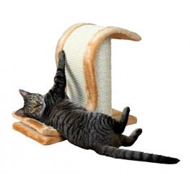 Škrabadlo pro kočky vlna Trixie 39cm světle hnědá