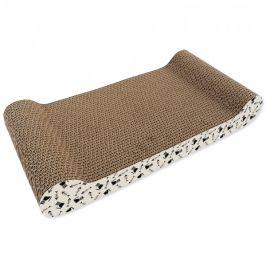 Škrabadlo magic cat sofa 1 kartonové 44cm