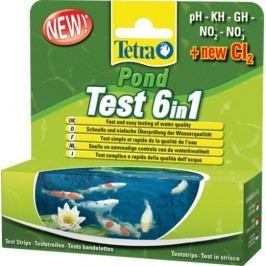 TETRA Pond Test 6 in 1 25ks