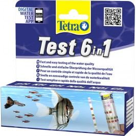 TETRA Test 6 in 1, 25ks