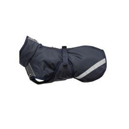 Zimní kabát Trixie Rimont tmavě modrá L 62cm