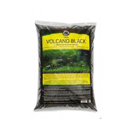 Volcano Black Rataj černý akvarijní substrát 2l